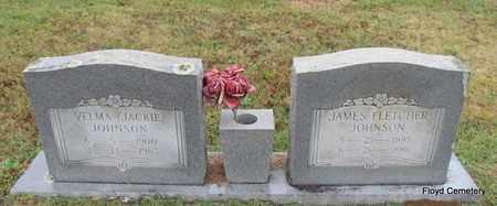 JOHNSON, VELMA (JACKIE) - White County, Arkansas   VELMA (JACKIE) JOHNSON - Arkansas Gravestone Photos