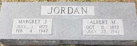 JORDAN, ALBERT M. - White County, Arkansas | ALBERT M. JORDAN - Arkansas Gravestone Photos