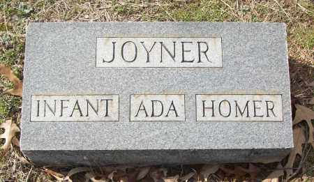 JOYNER, INFANT - White County, Arkansas | INFANT JOYNER - Arkansas Gravestone Photos