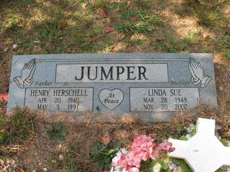 JUMPER, LINDA SUE - White County, Arkansas | LINDA SUE JUMPER - Arkansas Gravestone Photos