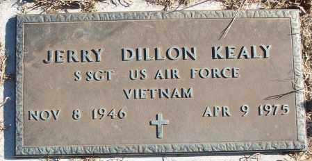 KEALY (VETERAN VIET), JERRY DILLON - White County, Arkansas | JERRY DILLON KEALY (VETERAN VIET) - Arkansas Gravestone Photos