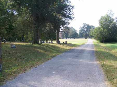 *KENSETT CEMETERY OVERVIEW, CEMETERY OVERVIEW - White County, Arkansas | CEMETERY OVERVIEW *KENSETT CEMETERY OVERVIEW - Arkansas Gravestone Photos