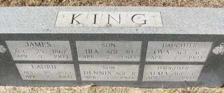 KING, ALMA - White County, Arkansas | ALMA KING - Arkansas Gravestone Photos