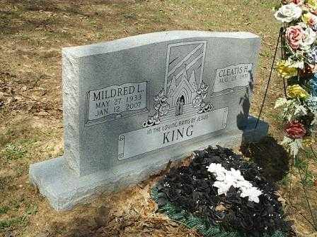 STERLING KING, MILDRED LOREANE - White County, Arkansas | MILDRED LOREANE STERLING KING - Arkansas Gravestone Photos