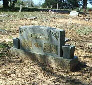 LANDIS, MARY MARIE - White County, Arkansas | MARY MARIE LANDIS - Arkansas Gravestone Photos