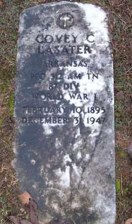LASATER (VETERAN WWI), COVEY C - White County, Arkansas | COVEY C LASATER (VETERAN WWI) - Arkansas Gravestone Photos