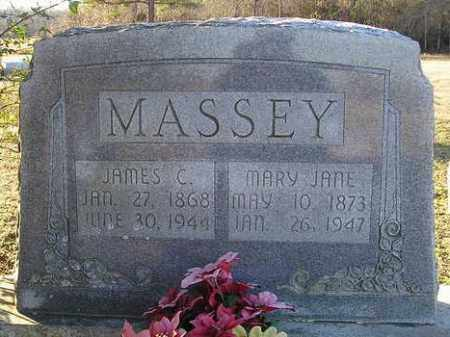 MASSEY, MARY JANE - White County, Arkansas | MARY JANE MASSEY - Arkansas Gravestone Photos