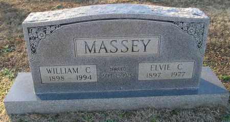 MASSEY, ELVIE C - White County, Arkansas | ELVIE C MASSEY - Arkansas Gravestone Photos