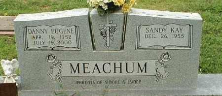 MEACHUM, DANNY EUGENE - White County, Arkansas | DANNY EUGENE MEACHUM - Arkansas Gravestone Photos