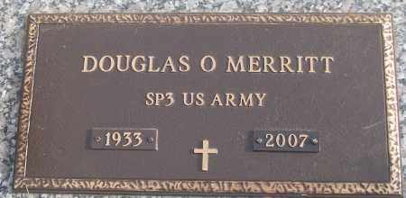 MERRITT (VETERAN), DOUGLAS O - White County, Arkansas | DOUGLAS O MERRITT (VETERAN) - Arkansas Gravestone Photos