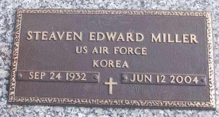 MILLER (VETERAN KOR), STEAVEN EDWARD - White County, Arkansas | STEAVEN EDWARD MILLER (VETERAN KOR) - Arkansas Gravestone Photos