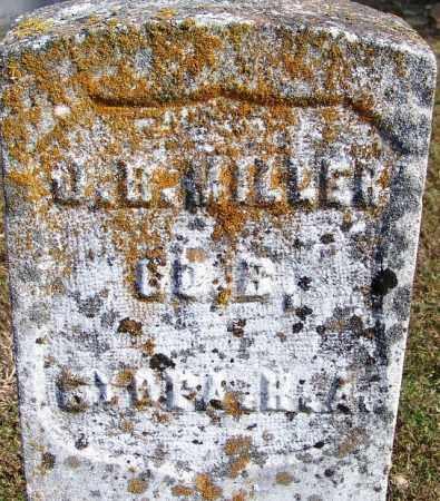 MILLER (VETERAN UNION), J B - White County, Arkansas | J B MILLER (VETERAN UNION) - Arkansas Gravestone Photos