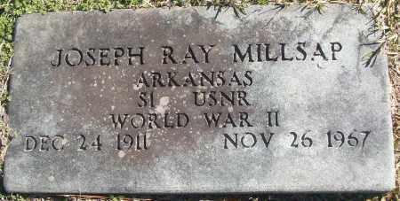 MILLSAP (VETERAN WWII), JOSEPH RAY - White County, Arkansas   JOSEPH RAY MILLSAP (VETERAN WWII) - Arkansas Gravestone Photos