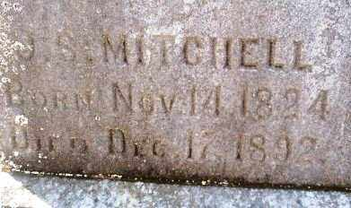 MITCHELL 2, JOHN SCOTT - White County, Arkansas | JOHN SCOTT MITCHELL 2 - Arkansas Gravestone Photos