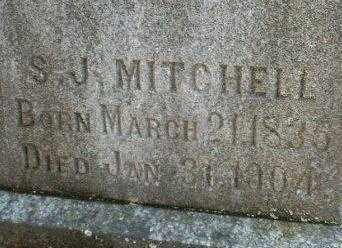 DOTSON MITCHELL 2, SARAH JANE - White County, Arkansas | SARAH JANE DOTSON MITCHELL 2 - Arkansas Gravestone Photos