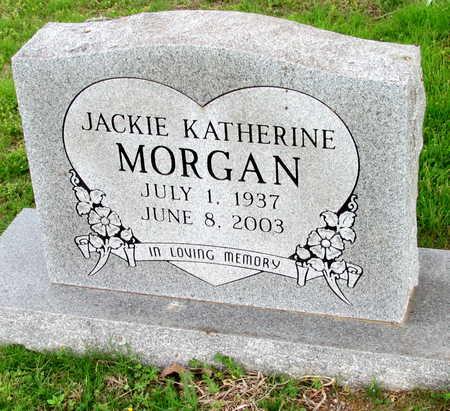MORGAN, JACKIE KATHERINE - White County, Arkansas | JACKIE KATHERINE MORGAN - Arkansas Gravestone Photos