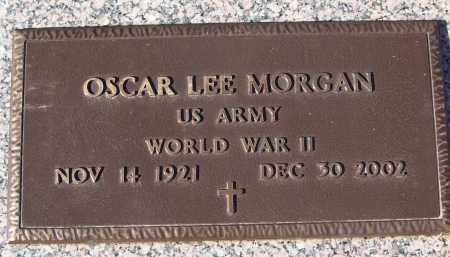 MORGAN (VETERAN WWII), OSCAR LEE - White County, Arkansas | OSCAR LEE MORGAN (VETERAN WWII) - Arkansas Gravestone Photos