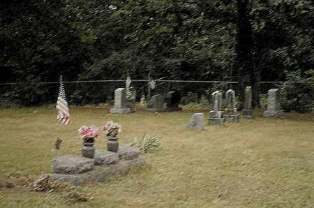 *MORRIS FAMILY CEMETERY VIEW,  - White County, Arkansas |  *MORRIS FAMILY CEMETERY VIEW - Arkansas Gravestone Photos