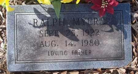 MYERS, RALPH - White County, Arkansas | RALPH MYERS - Arkansas Gravestone Photos