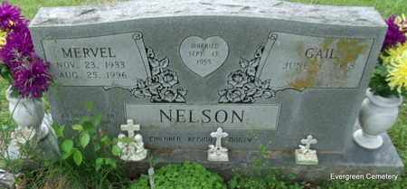 NELSON, MERVEL - White County, Arkansas | MERVEL NELSON - Arkansas Gravestone Photos