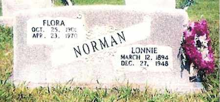 NORMAN, LONNIE - White County, Arkansas | LONNIE NORMAN - Arkansas Gravestone Photos