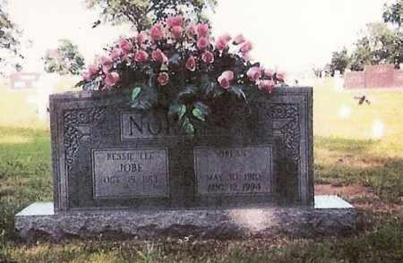 NORMAN, ORLAN - White County, Arkansas   ORLAN NORMAN - Arkansas Gravestone Photos