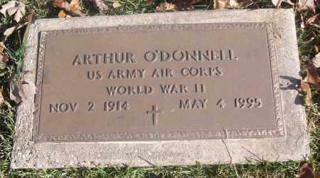 O'DONNELL  (VETERAN WWII), ARTHUR - White County, Arkansas | ARTHUR O'DONNELL  (VETERAN WWII) - Arkansas Gravestone Photos