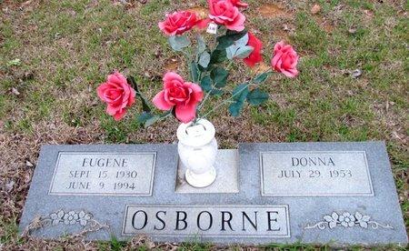 OSBORNE, EUGENE - White County, Arkansas | EUGENE OSBORNE - Arkansas Gravestone Photos