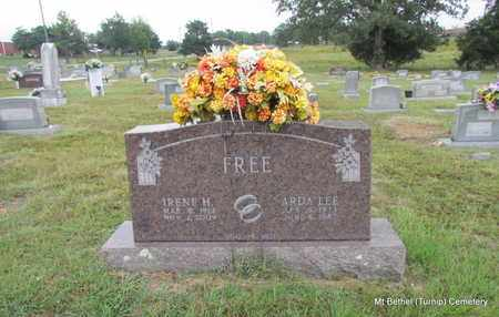 *OVERVIEW, EASTWARD DIRECTION - White County, Arkansas | EASTWARD DIRECTION *OVERVIEW - Arkansas Gravestone Photos