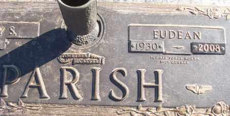 PARISH (VETERAN KOR), EUDEAN - White County, Arkansas | EUDEAN PARISH (VETERAN KOR) - Arkansas Gravestone Photos