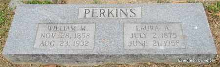 PERKINS, LAURA A - White County, Arkansas | LAURA A PERKINS - Arkansas Gravestone Photos