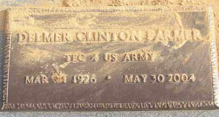 PARMER (VETERAN), DELMER CLINTON - White County, Arkansas | DELMER CLINTON PARMER (VETERAN) - Arkansas Gravestone Photos