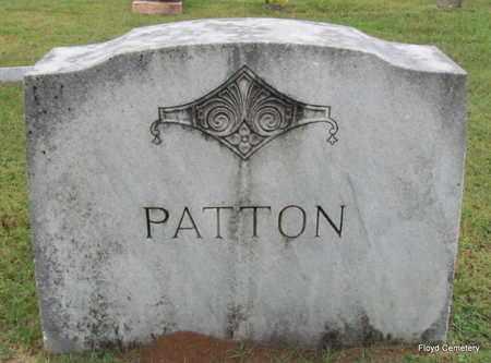 PATTON, FAMILY STONE - White County, Arkansas | FAMILY STONE PATTON - Arkansas Gravestone Photos