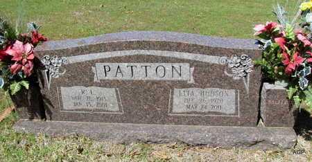 PATTON, R L - White County, Arkansas | R L PATTON - Arkansas Gravestone Photos