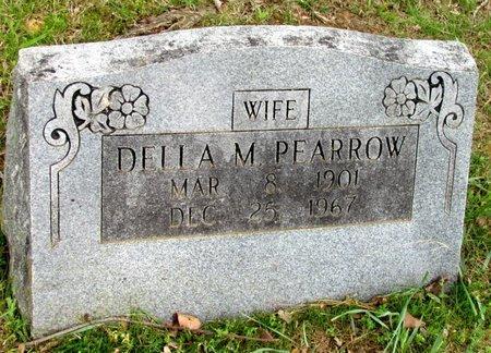 PEARROW, DELIA M. - White County, Arkansas | DELIA M. PEARROW - Arkansas Gravestone Photos