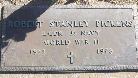 PICKENS (VETERAN WWII), ROBERT STANLEY - White County, Arkansas | ROBERT STANLEY PICKENS (VETERAN WWII) - Arkansas Gravestone Photos