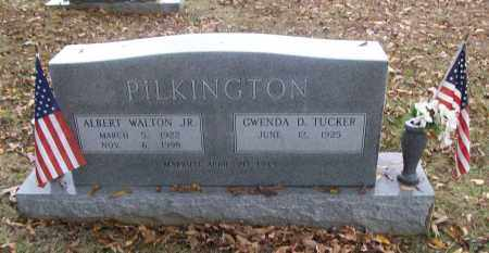 PILKINGTON, JR  (VETERAN), ALBERT WALTON - White County, Arkansas | ALBERT WALTON PILKINGTON, JR  (VETERAN) - Arkansas Gravestone Photos