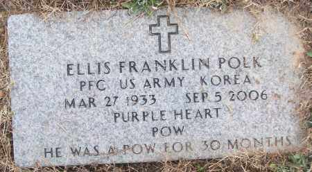 POLK (VETERAN KOR, POW), ELLIS FRANKLIN - White County, Arkansas | ELLIS FRANKLIN POLK (VETERAN KOR, POW) - Arkansas Gravestone Photos