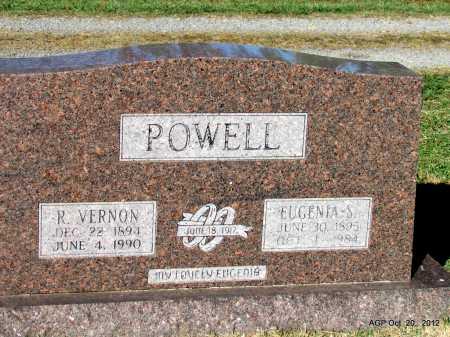 POWELL, RICHARD VERNON - White County, Arkansas | RICHARD VERNON POWELL - Arkansas Gravestone Photos