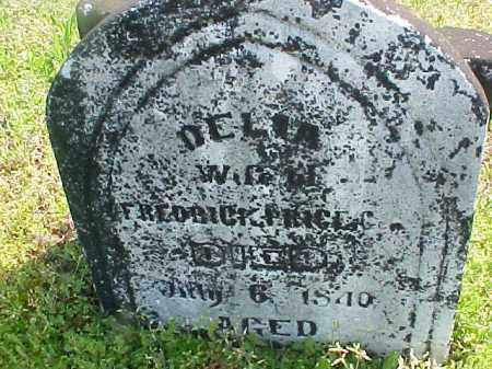 RICHARDS PRICE, DELIA - White County, Arkansas | DELIA RICHARDS PRICE - Arkansas Gravestone Photos