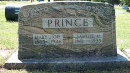 PRINCE, SAMUEL M. - White County, Arkansas | SAMUEL M. PRINCE - Arkansas Gravestone Photos