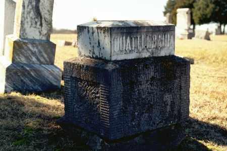 BREWSTER QUATTLEBAUM, EMILY A. - White County, Arkansas | EMILY A. BREWSTER QUATTLEBAUM - Arkansas Gravestone Photos