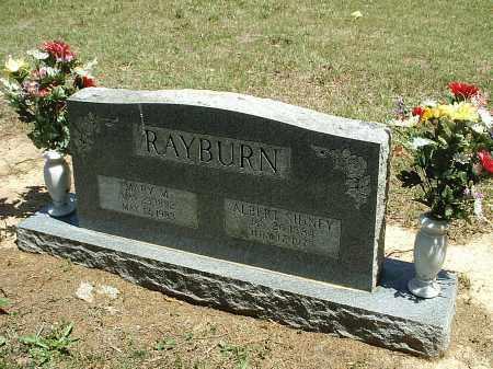 BLOYD RAYBURN, MARY - White County, Arkansas | MARY BLOYD RAYBURN - Arkansas Gravestone Photos