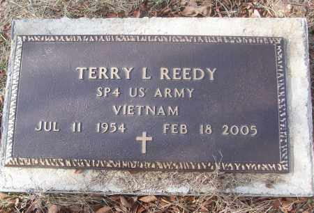 REEDY (VETERAN VIET), TERRY L - White County, Arkansas | TERRY L REEDY (VETERAN VIET) - Arkansas Gravestone Photos