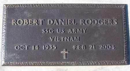 RODGERS (VETERAN VIET), ROBERT DANIEL - White County, Arkansas   ROBERT DANIEL RODGERS (VETERAN VIET) - Arkansas Gravestone Photos