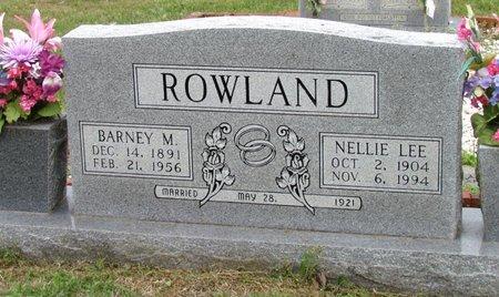 ROWLAND, NELLIE LEE - White County, Arkansas   NELLIE LEE ROWLAND - Arkansas Gravestone Photos
