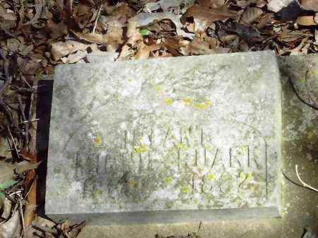 RUARK, INFANT MINNIE - White County, Arkansas | INFANT MINNIE RUARK - Arkansas Gravestone Photos