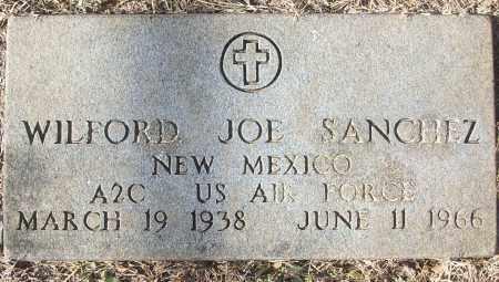 SANCHEZ (VETERAN), WILFORD JOE - White County, Arkansas   WILFORD JOE SANCHEZ (VETERAN) - Arkansas Gravestone Photos