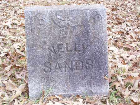 SANDS SANDS, NELLY - White County, Arkansas | NELLY SANDS SANDS - Arkansas Gravestone Photos