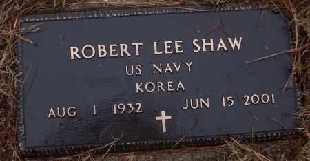 SHAW (VETERAN KOR), ROBERT LEE - White County, Arkansas | ROBERT LEE SHAW (VETERAN KOR) - Arkansas Gravestone Photos